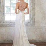 Свадебное платье с открытой спиной от Maggie Sottero