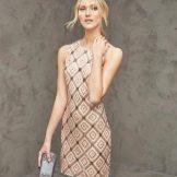 Вечернее платье от pronovias короткое