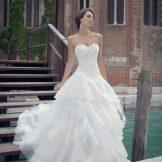 Свадебное платье пышное из коллекции Венеция от Габбиано