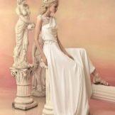Свадебное платье из коллекции «Эллада» в греческом стиле