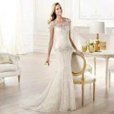 Свадебное платье  MANUEL MOTA от Проновиас