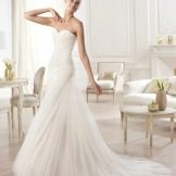 Свадебное платье из коллекции FASHION от Проновиас русалка