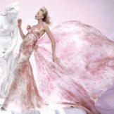 Свадебное платье от Chiarade цветное