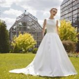 Свадебное платье от Tulipia  со шлейфом