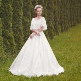 Свадебное платье от Tulipia в стиле ретро