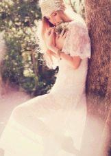 Свадебное платье богемного шика