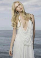Свадебный наряд бохо пляжный