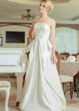 Свадебное платье прямое от Anna Delaria