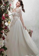 Свадебное платье от Папилио