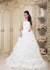 Свадебное платье пышное от Yusupova Couture