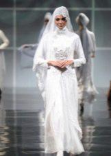 Свадебное мусульманское платье от Ирны Ла Перль