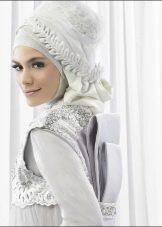 Мусульманское свадебное платье от Irna La Perle