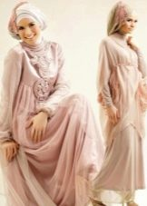 Свадебные платье мусульманские от Irna La Perle