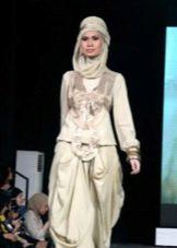 Ирна Ла Перль свадебное платье мусульманское