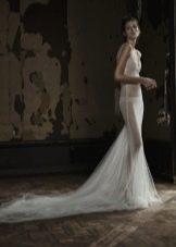 Свадебное платье откровенное от VeraWang