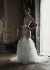 Свадебное платье от VeraWang Откровенное