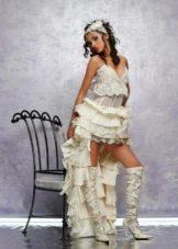 Короткое свадебное от Анна Богдан