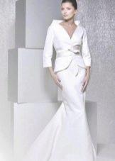 Свадебный строгий костюм