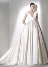 Свадебное платье от Elie Saab пышное