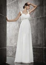 Свадебное платье от Amour Bridal  ампир