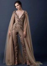 Свадебный костюм от Paolo Sebastian