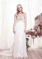 Свадебное платье от Анна Кэмпбелл ампир