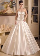 Свадебное платье от Viktoria Karandasheva