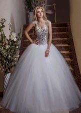 Свадебное платье от Viktoria Karandasheva пышное