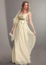 Платье свадебное для беременных в стиле ампир