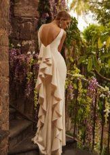 Свадебное платье в стиле 70-х