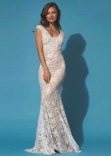 вечернее платье от Джовани кружевное