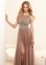 Вечернее платье от бренда Terani Couture