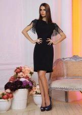 Вечернее платье-футляр дешевое