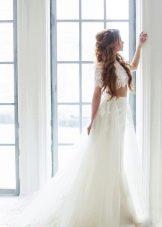 Свадебный наряд с топом