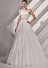 Свадебное платье пышное из коллекции Альма от Амур Бридал