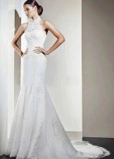 Свадебное платье из коллекции Рекато прямое от Амур Бридал