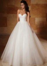 Свадебное платье пышное из коллекции Crystal Desing 2014