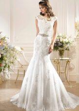 Свадебное платье русалка из коллекции Idylly от Naviblue Bridal