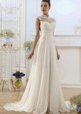 Свадебное платье закрытое из коллекции ROMANCE от Naviblue Bridal