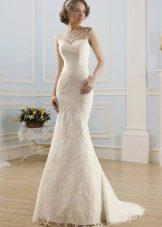 Свадебное платье кружевное из коллекции ROMANCE от Naviblue Bridal