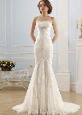 Свадебное платье русалка из коллекции ROMANCE от Naviblue Bridal