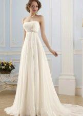 Свадебное платье ампир из коллекции ROMANCE от Naviblue Bridal