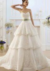 Свадебное платье из коллекции ROMANCE от Naviblue Bridal