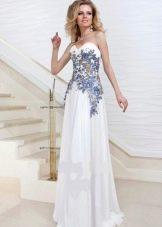 Вечернее платье от Оксаны мухи 2014