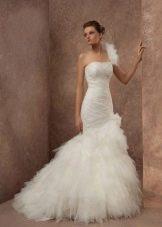 Свадебное платье  русалка из коллекции Волшебные сны от gabbiano