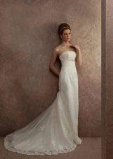 Свадебное платье  ампир из коллекции Волшебные сны от gabbiano