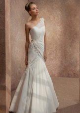 Свадебное платье  греческое из коллекции Волшебные сны от gabbiano