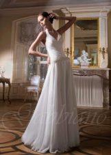 Свадебное платье прямое от Габбиано