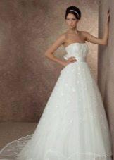 Свадебное платье  пышное из коллекции Волшебные сны от gabbiano