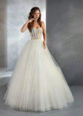 Свадебное платье из коллекции Тайные желания от gabbiano